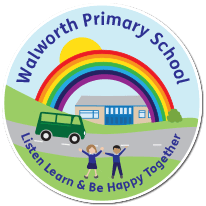 Walworth Primary School logo
